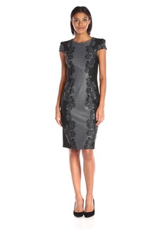 Betsey Johnson Women's Jacquard Knit Dress