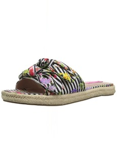 Betsey Johnson Women's Jazzy Slide Sandal  8.5 M US