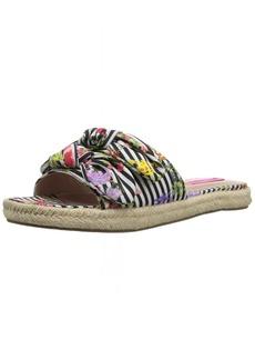 Betsey Johnson Women's Jazzy Slide Sandal   M US