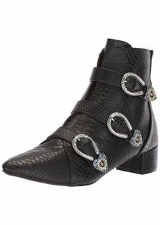 Betsey Johnson Women's JONAA Ankle Boot