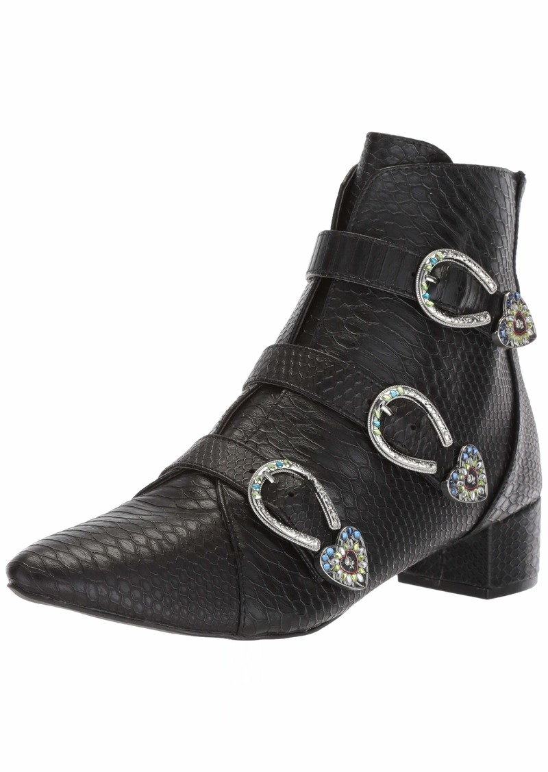 Betsey Johnson Women's JONAA Ankle Boot   M US