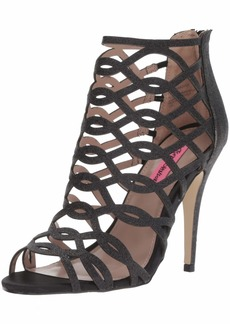 Betsey Johnson Women's Judeth Heeled Sandal