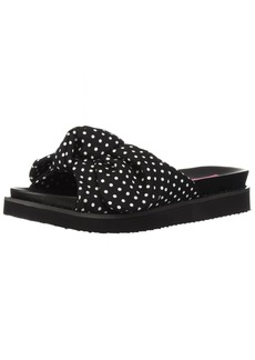 Betsey Johnson Women's June Slide Sandal