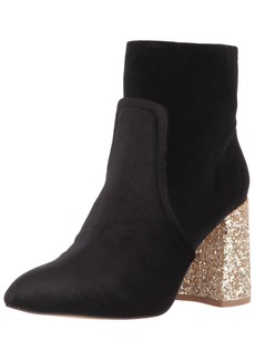 Betsey Johnson Women's Kacey Ankle Bootie   M US