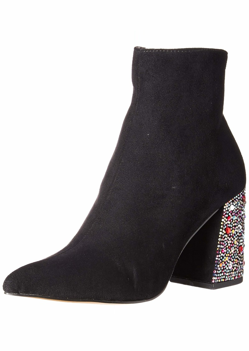 Betsey Johnson Women's Kassie Ankle Boot   M US