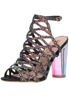 Betsey Johnson Women's Kerena Heeled Sandal