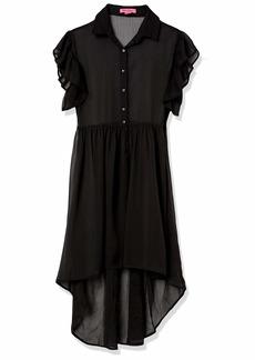 Betsey Johnson Women's Kimono black