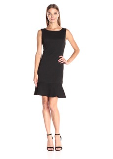 Betsey Johnson Women's Knit Jacquard Dress