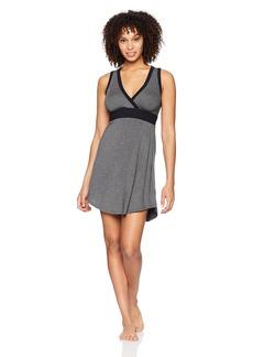 Betsey Johnson Women's Knit Slip Nightgown  L
