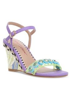 Betsey Johnson Women's Kodi Wedge Sandals Women's Shoes