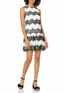 Betsey Johnson Women's Lace Fit and Flare