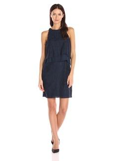 Betsey Johnson Women's Lace Popover Dress