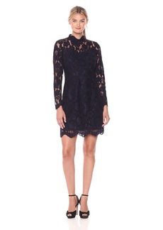 Betsey Johnson Women's Lace Sheath Dress