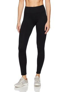 Betsey Johnson Women's Lace Side Panel Ankle Legging  L