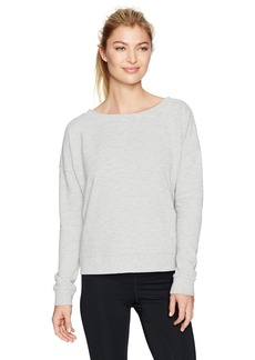 Betsey Johnson Women's Laced Back Sweatshirt  L