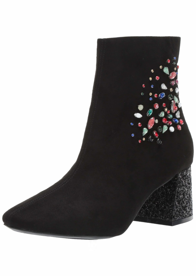 Betsey Johnson Women's LEA Ankle Boot   M US