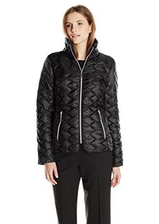 Betsey Johnson Women's Lightweight Packable Jacket