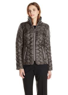 Betsey Johnson Women's Lightweight Packable Jacket