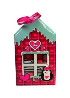 Betsey Johnson Women's Low Cut Gift Box, 6 Pack