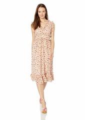 Betsey Johnson Women's Maxi Dress Bare essential Multi