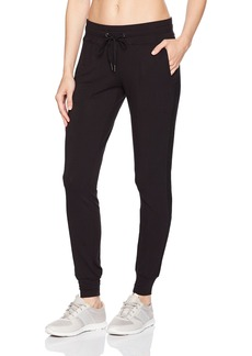Betsey Johnson Women's Mesh Insert Spacedye Sweatpant  XL