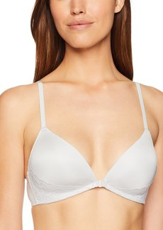 Betsey Johnson Women's Micro and Lace Wirefree Bra