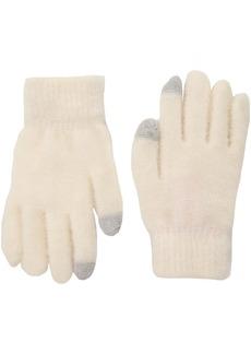 Betsey Johnson Women's Must Be Magic Etouch Glove ivory