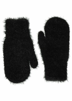 Betsey Johnson Women's Must Be Magic Mitten black ONE SIZE