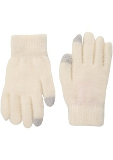 Betsey Johnson Women's not Applicable Must Be Magic Etouch Glove ivory