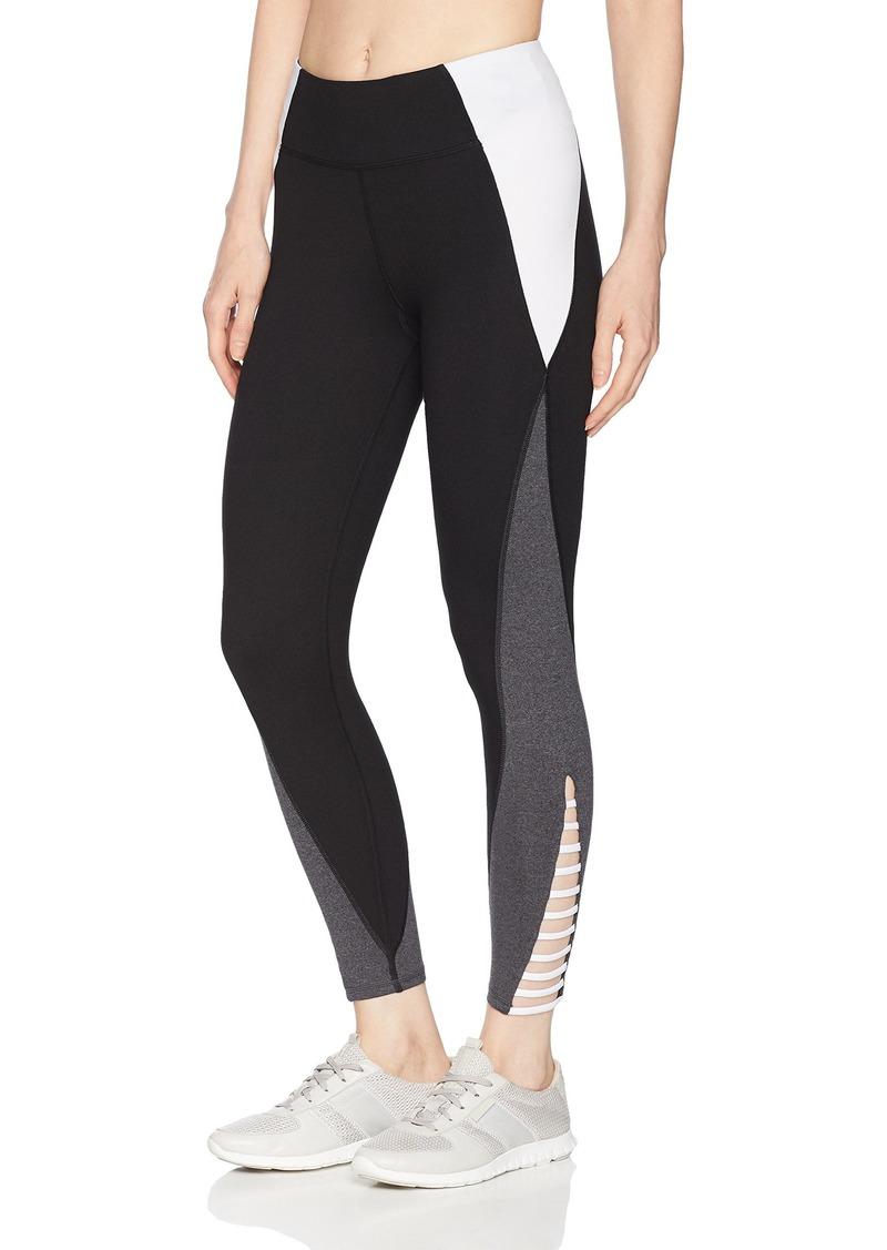 Betsey Johnson Women's Nylon/Span 7/8 Legging