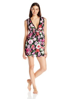 Betsey Johnson Women's Open Back Sleep Shirt