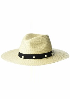 Betsey Johnson Women's Panama Hat