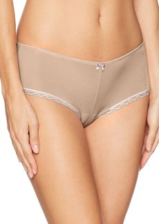Betsey Johnson Women's Perfectly Sexy Cheeky Hipster Panty  M