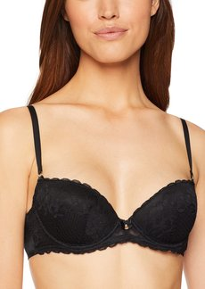 Betsey Johnson Women's Perfectly Sexy Lacey Balconette Bra  32D