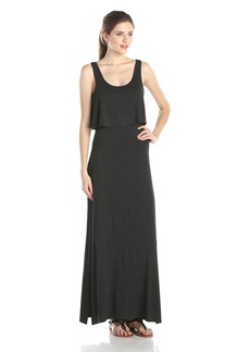 Betsey Johnson Women's Pop Over Maxi Dress