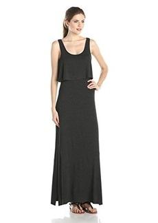 Betsey Johnson Women's Pop Over Maxi Dress