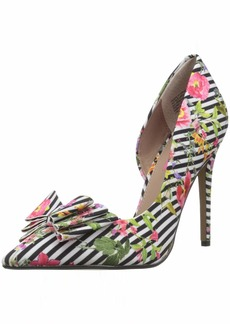 Betsey Johnson Women's Prince-P Pump