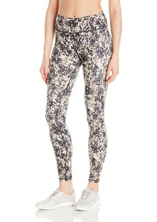 Betsey Johnson Women's Printed Ankle Legging  S