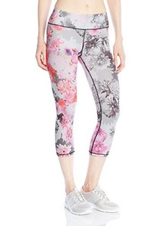 Betsey Johnson Women's Printed Ankle Leggings