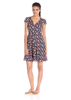 Betsey Johnson Women's Printed Floral Dress