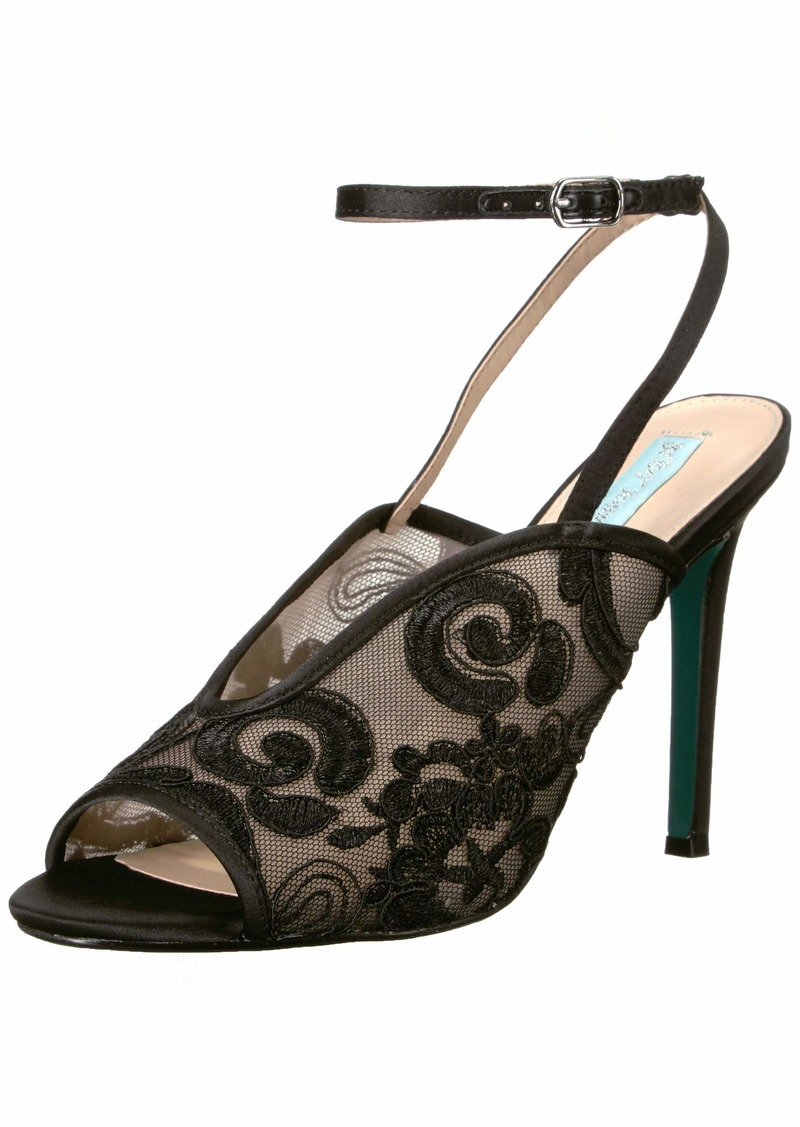 Betsey Johnson Women's SB-LULA Pump   M US