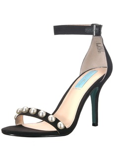 Betsey Johnson Women's SB-River Heeled Sandal