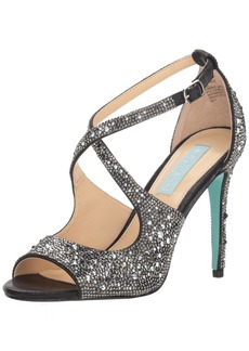 Betsey Johnson Women's SB-Sage Heeled Sandal