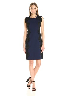 Betsey Johnson Women's Scuba Crepe Dress