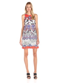 Betsey Johnson Women's Scuba Dress
