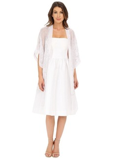 Betsey Johnson Women's Sequin Front Kimono