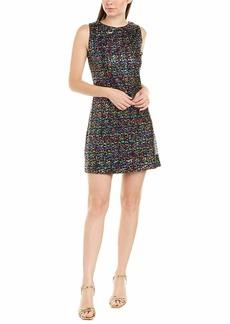 Betsey Johnson Women's Sequin Sheath Dress