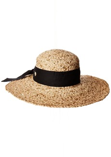 Betsey Johnson Women's Sequins Floppy Hat
