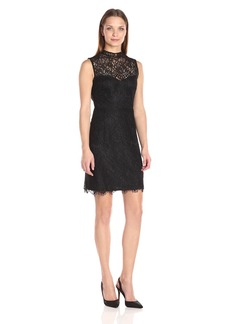 Betsey Johnson Women's Short Cocktail Lace Dress