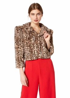 Betsey Johnson Women's  Shrug with Structured Shoulders S